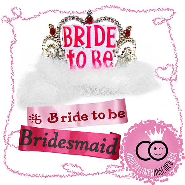 Bride to be ...